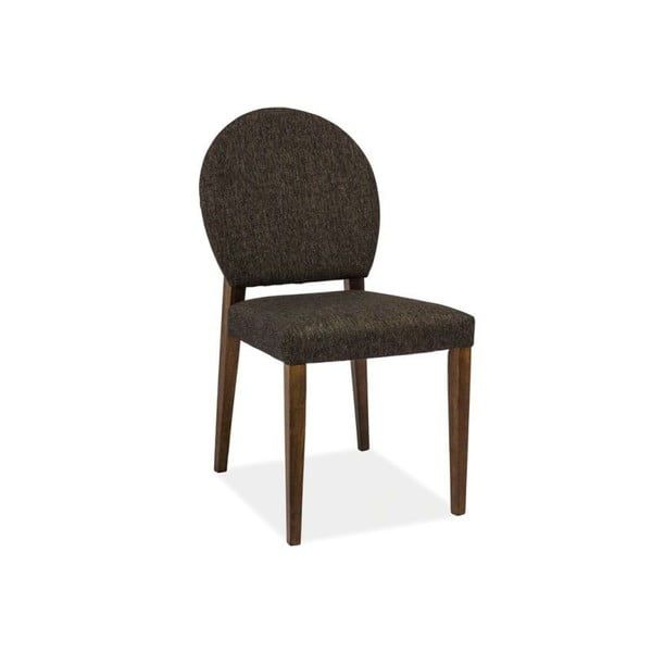 Židle Aldo, tmavý ořech