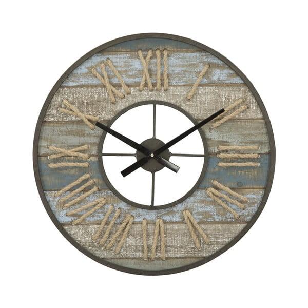 Nástenné hodiny Mauro Ferretti Rope, Ø60cm