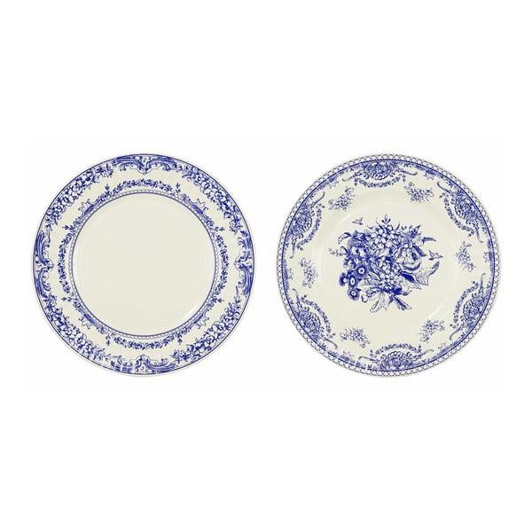 Papírové talíře Large, 8 kusů