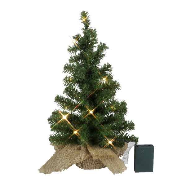 Svítící dekorace Christmas Tree Timer