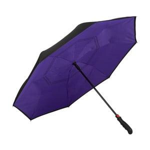 Fialový golfový deštník Von Lilienfeld Leo