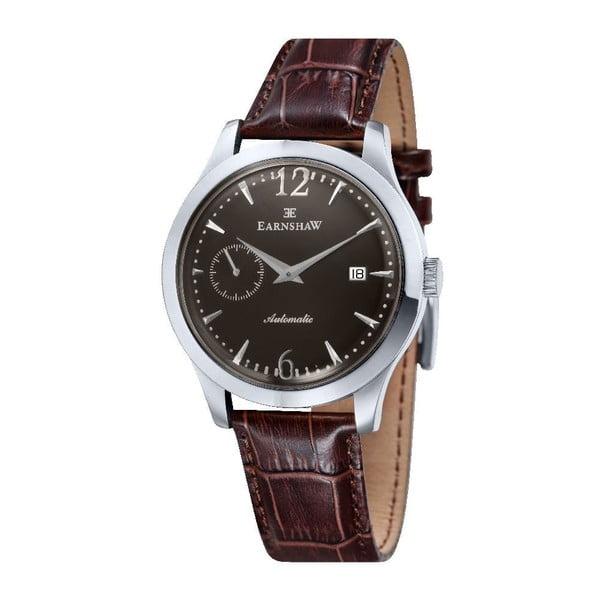 Pánské hodinky Thomas Earnshaw Brown/Silver