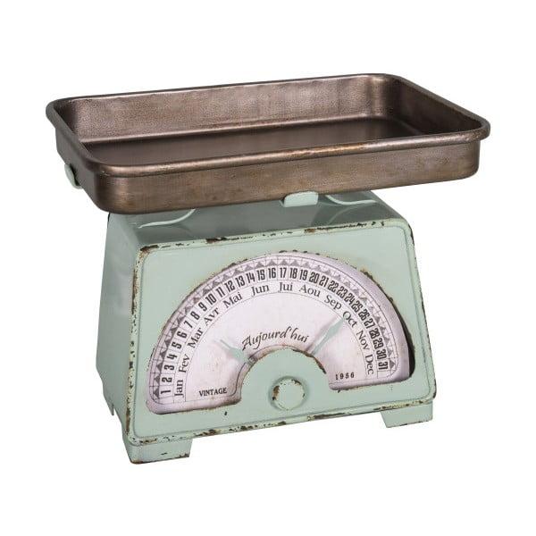 Váha s kalendářem Antic Line Balance Calendier
