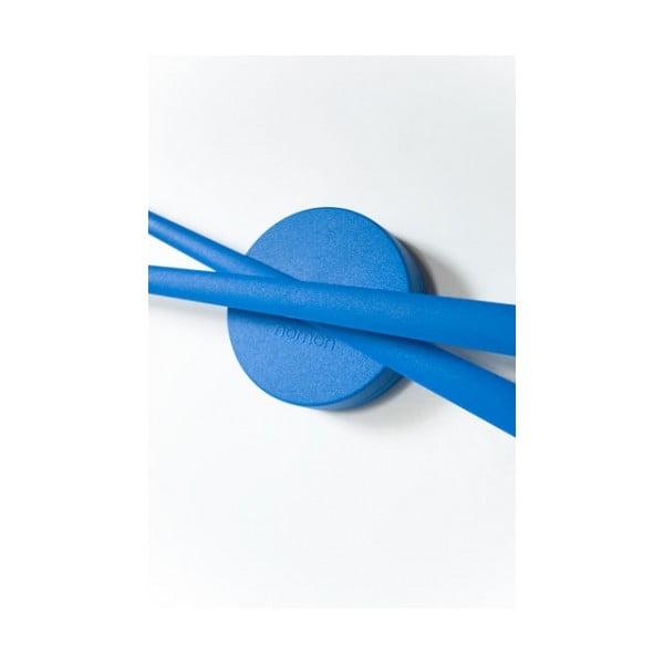 Hodiny Oj Mini 50 cm, modré