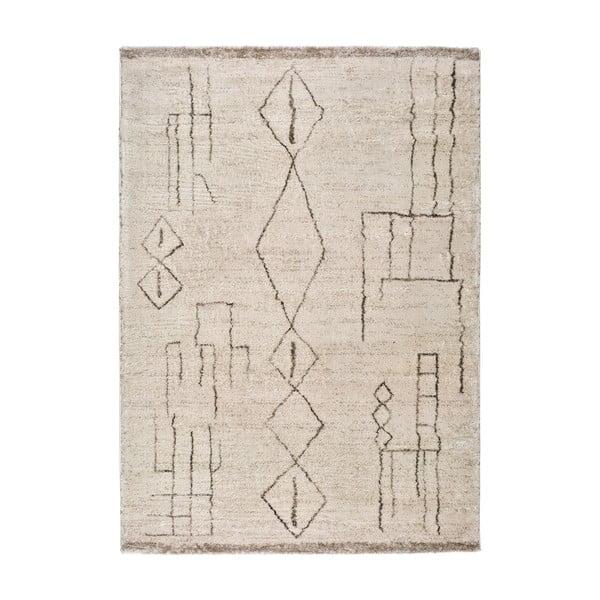 Moana Freo krémszínű szőnyeg, 135 x 190 cm - Universal