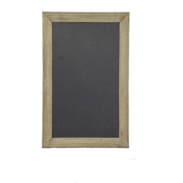 Dřevěná tabule s rámem Antic Line Vintage