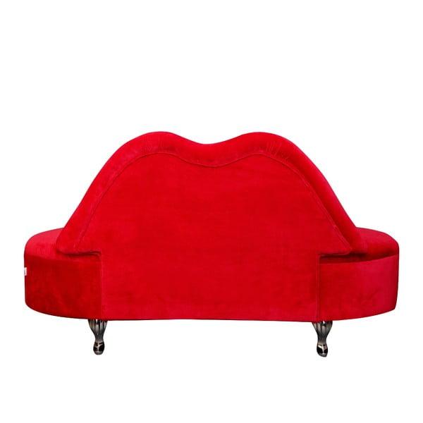 Pohovka Kiss, červená