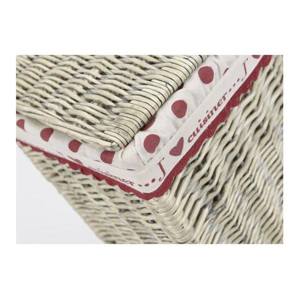 Ratanový košík Country Kitchen Basket