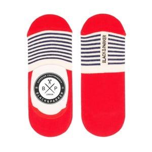 Neviditelné unisex ponožky Black&Parker London Adams,velikost37/43