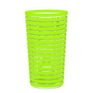 Sklenice Swirl 360 ml, zelená