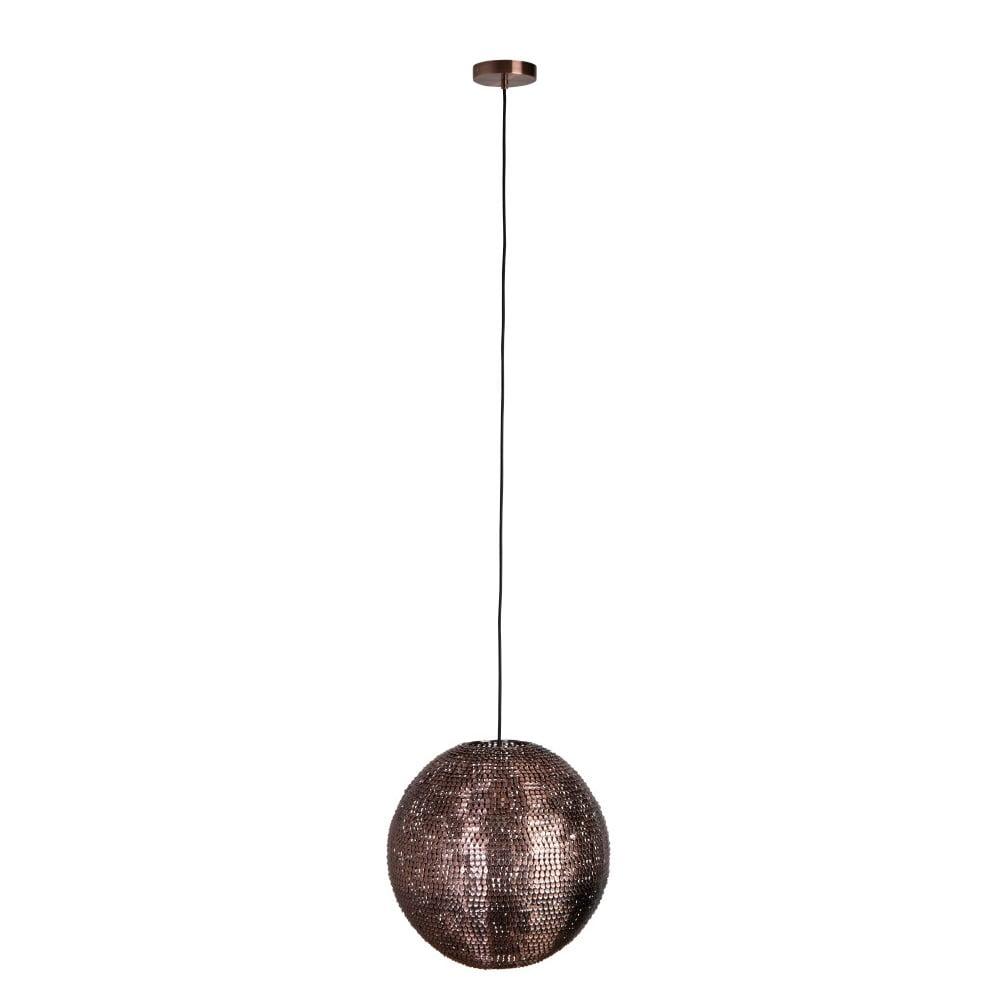 Závěsné svítidlo Dutchbone Round, Ø 40 cm