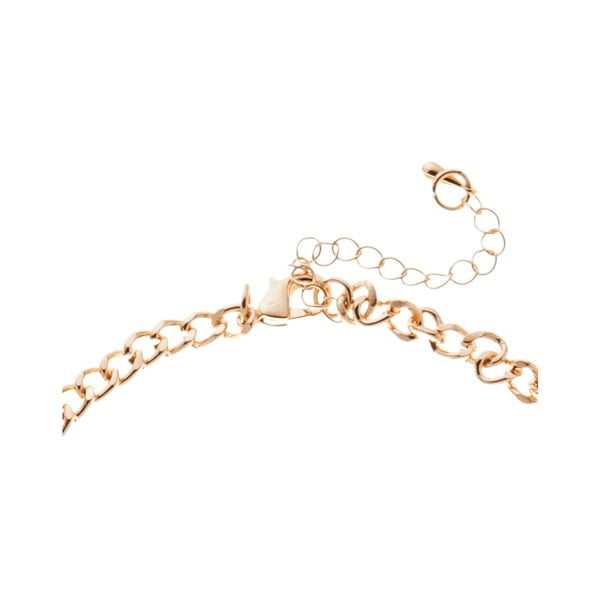 Dámský náhrdelník ve zlaté barvě NOMA Adelina