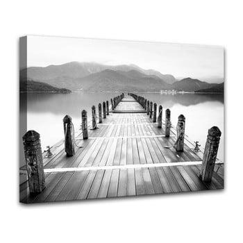 Tablou decorativ Styler Canvas Harmony Molo V, 75 x 100 cm de la Styler