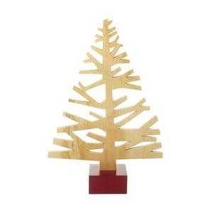 Dřevěný stromeček Xmas