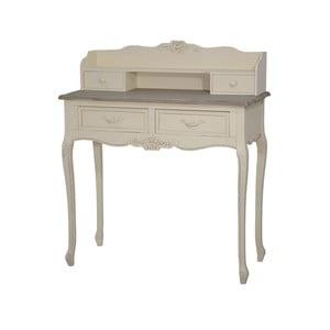 Konzolový / pracovní stůl z topolového dřeva Livin Hill Savona