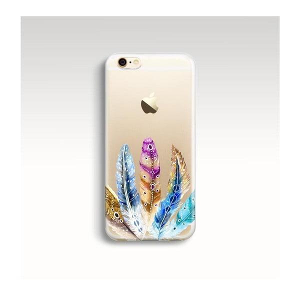 Obal na telefon Feathers pro iPhone 5/5S