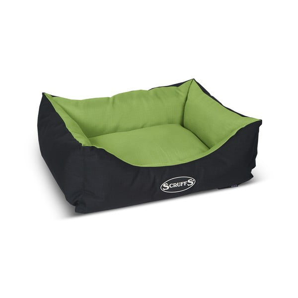 Psí pelíšek Expedition Bed S 50x40 cm, limetkový