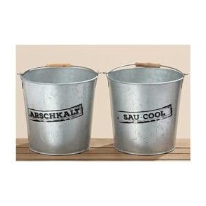 Set 2 găleți Boltze Bucket