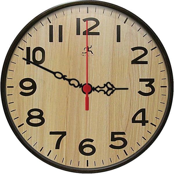 Nástěnné hodiny Run Away, 30 cm