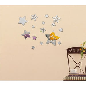 Dekorativní zrcadlo Stars