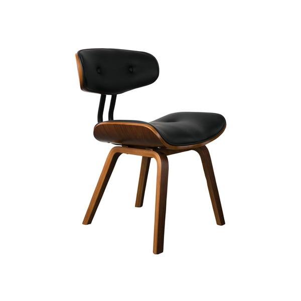 Blackwood fekete szék - Dutchbone