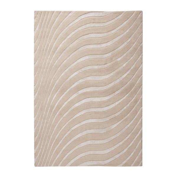 Koberec Nadir 100 White. 140x200 cm