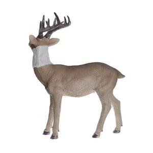 Dekorativní soška Ewax Reindeer with Scarf Standing