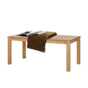 Masă din lemn de pin Støraa Tommy, 160 x 90 cm