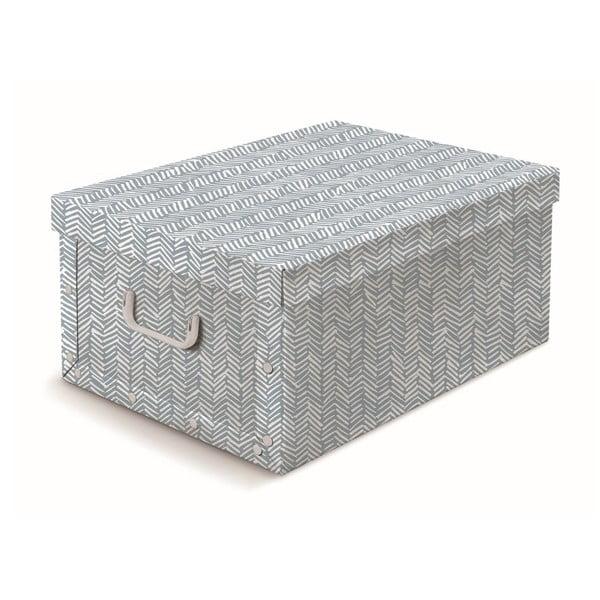 Šedá úložná krabice Cosatto Trend