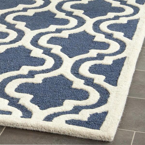 Vlněný koberec Lola, 121x182 cm