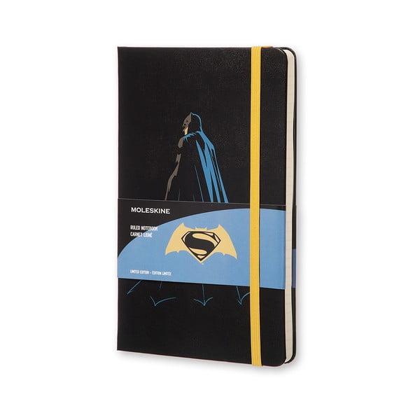 Blocnotes, format mare, Moleskine Batman Versus Superman, neliniat