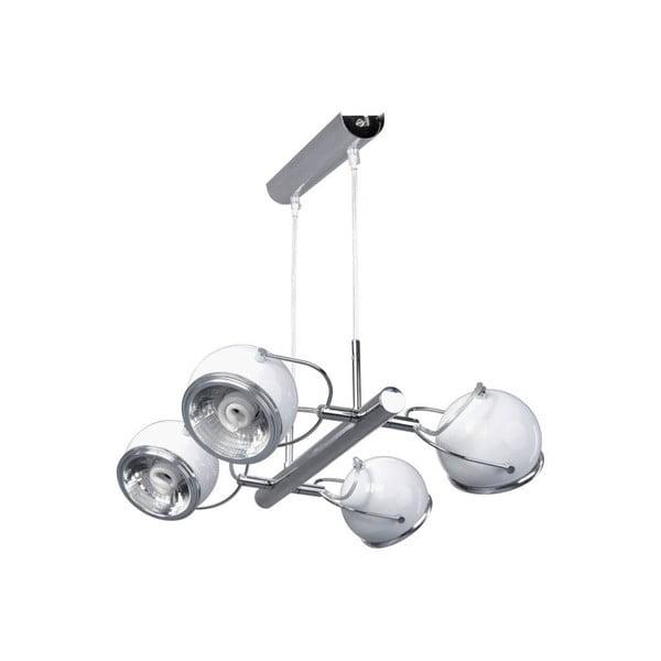 Bílé stropní svítidlo Ball White