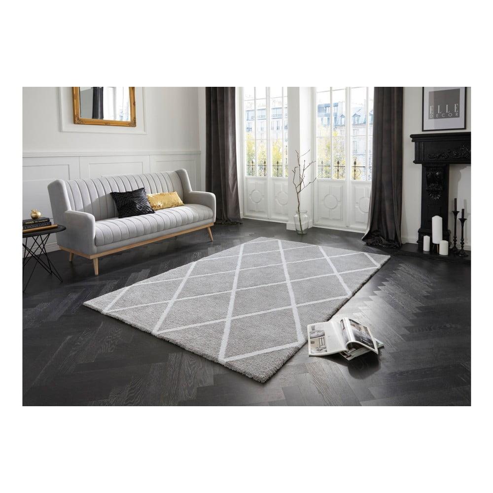 Produktové foto Světle šedý koberec Elle Decor Maniac Lunel, 200 x 290 cm