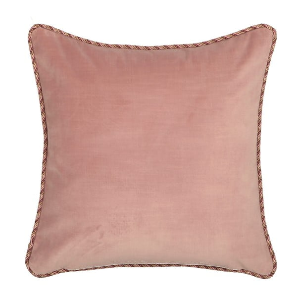 Pernă cu 2 fețe Kate Louise Simio, 45 x 45 cm, mov-roz