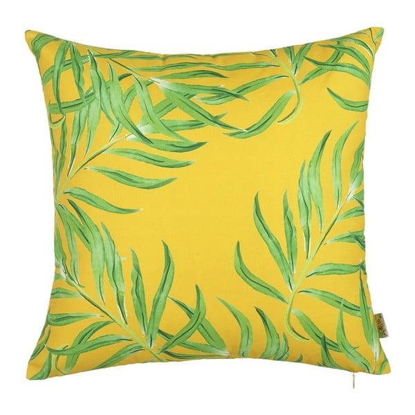 Poszewka na poduszkę Apolena Leafy Jungle, 43x43 cm