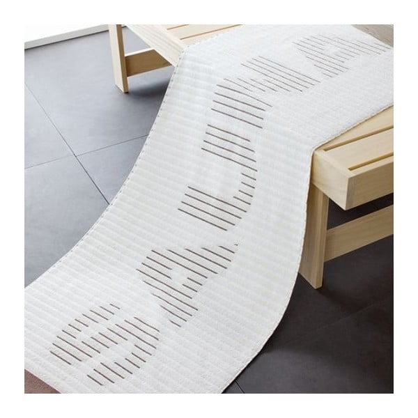 Ručník Sauna White, 180x70 cm