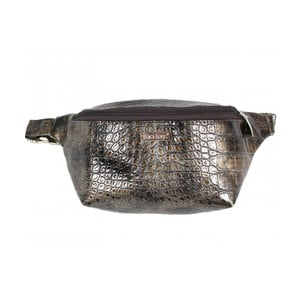 Hnědá ledvinka Dara bags Retro No.11
