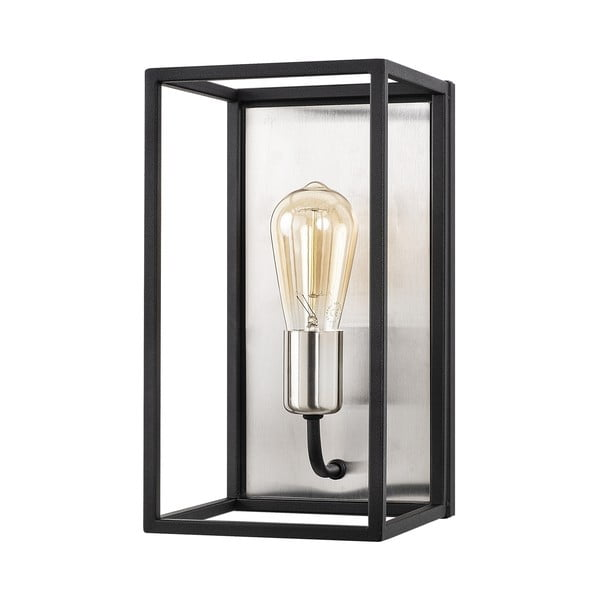 Aplică Opviq lights Kafes, înălțime 32 cm, negru