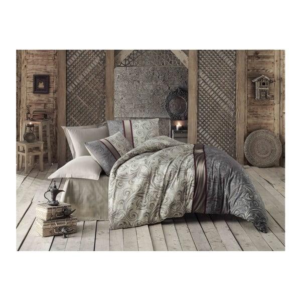 Lenjerie de pat cu cearșaf Anu, 160 x 220 cm
