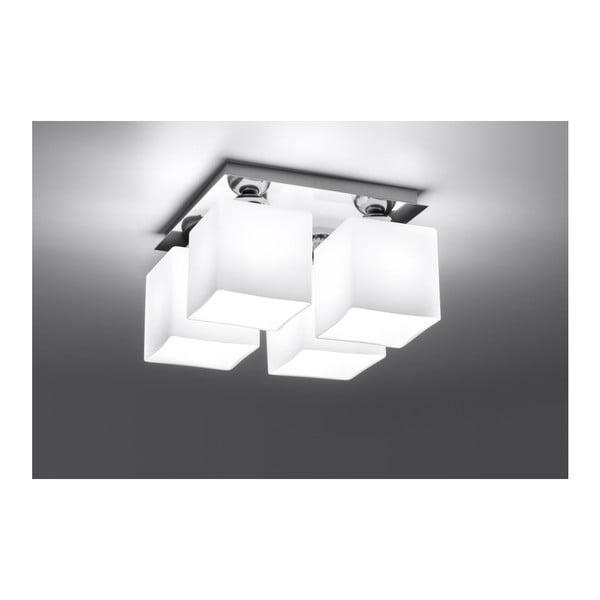 Stropní svítidlo Nice Lamps Square Chrom