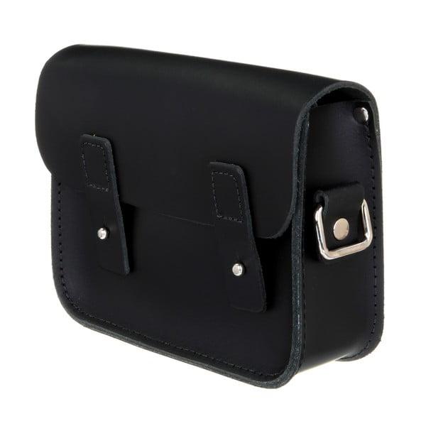 Kožená kabelka přes rameno Pensford Black