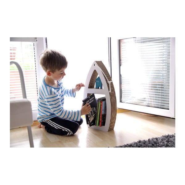 Polička Unlimited Design for kids Loď