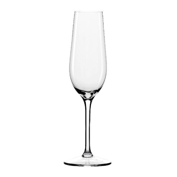 Set 6 sklenic Event Flute Champagne, 195 ml