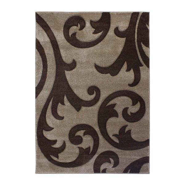 Covor Flair Rugs Elude Beige Brown, 80 x 150 cm, bej - maro