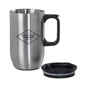Cană din inox Gentlemen's Hardware Travel Mug, 450 ml