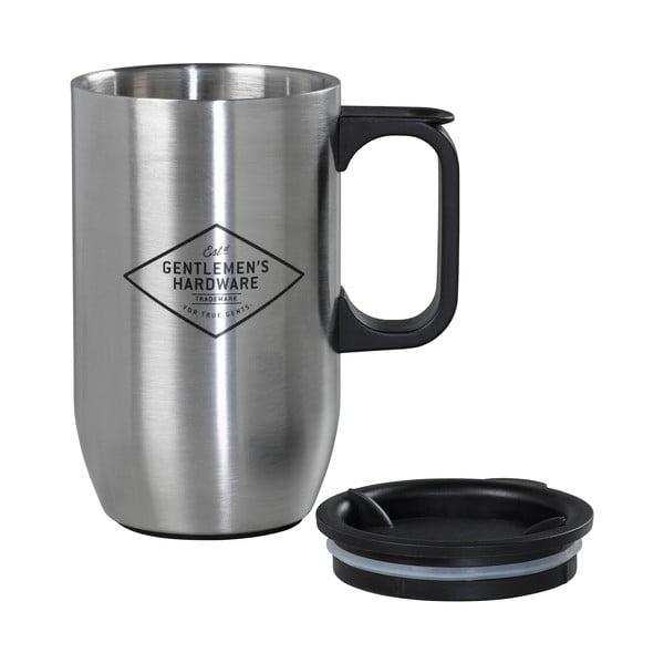 Antikoro cestovný hrnček Gentlemen's Hardware Travel Mug, 450ml