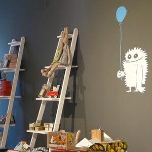 Samolepka Monster with balloon 57,5x41 cm