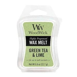 Vonný vosk do aromalampy WoodWick Zelený čaj a limetka