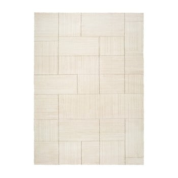 Covor Universal Tanum Blanco, 80 x 150 cm, alb de la Universal