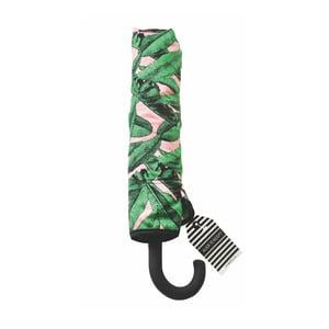 Skládací deštník s potiskem listů Portico Designs